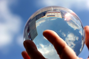 """Crystal Ball"", Image by Christian Schnettelker"