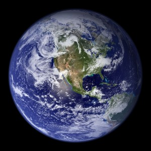 """Blue Marble - 2002"", Image by NASA Goddard Space Flight Center"
