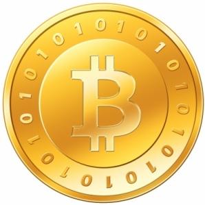 """""""bitcoinlogo"""", Image by Dennis Sylvester Hurd"""