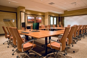 """Empty Boardroom"", Image by reynermedia"