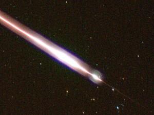 """2009 Leonid Meteor"", Image by Ed Sweeney"