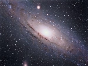 """M31. The Andromeda Galaxy"", Image by Adam Evans"