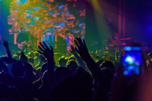 """2015 CMU Music Marathon- Webster Hall"", Image by Feast of Music"
