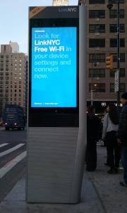 Link.NYC WiFi Kiosk 5, Image by Alan Rothman