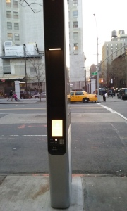 Link.NYC WiFi Kiosk 1, Image by Alan Rothman